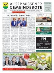 Algermissener Gemeindebote 04.04.19
