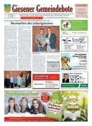 Giesener Gemeindebote 04.04.19