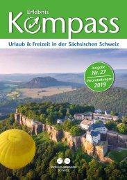 Erlebnis-Kompass 2019 Sächsische Schweiz