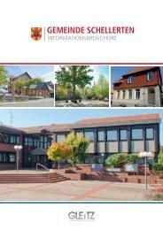 Broschüre der Gemeinde Schellerten 2019