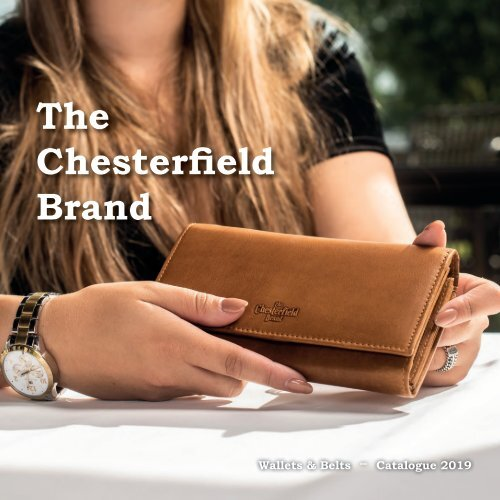 Chesterfield brochure 2019