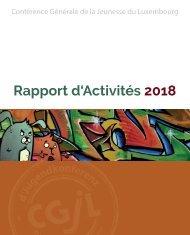 Rapport 2018 FERDEG