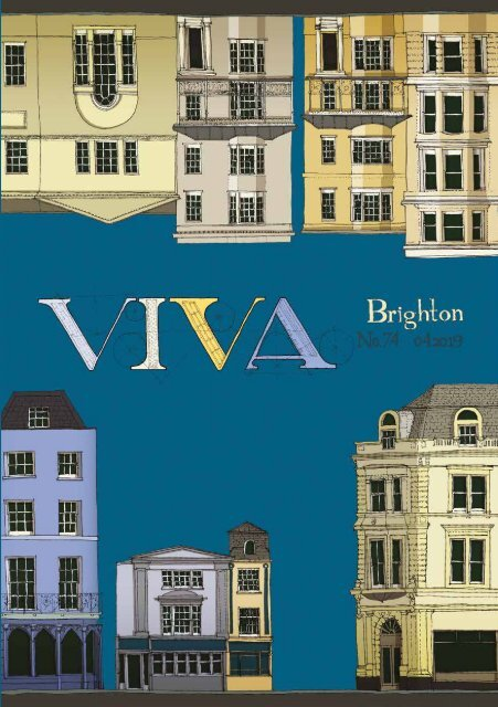 Viva Brighton Issue #74 April 2019