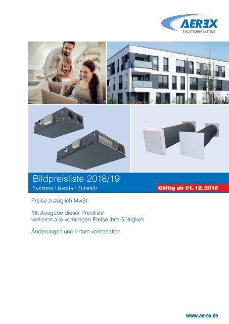 MAICO-AEREX_Bildpreisliste_Systeme-Geraete-Zubehoer_2018-19_DE