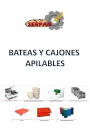 CATALOGO BATEAS Y CAJONES PLASTICO