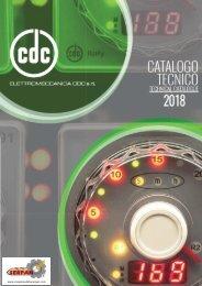 CDC ELECTROMECÁNICA MECANISMOS Y CONTROLADORES