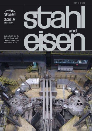 Leseprobe stahl und eisen 03/2019
