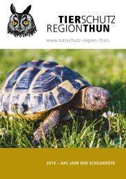 Tierschutz Mitteilungen 2019 WEB