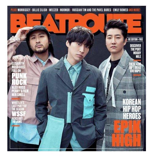 BeatRoute Magazine BC Edition April 2019