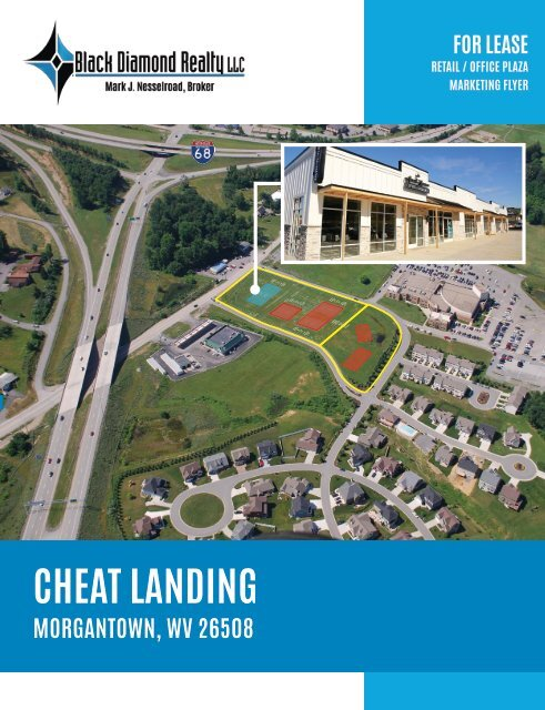Cheat Landing Development Marketing Flyer