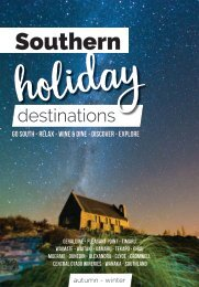 Southern Destinations: April 04, 2019