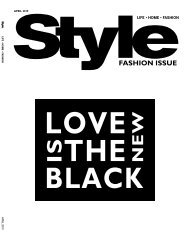 Style: April 05, 2019