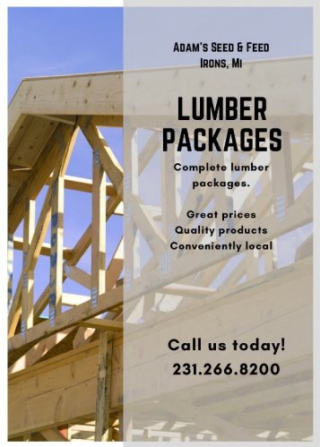 Lumber Packages