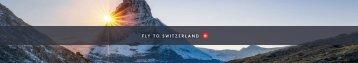 fly to switzerland