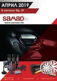 Samad Katalog 01 - 2019