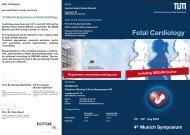 Flyer Fetal Cardiology 2019 ges mit Programm 4.4.19