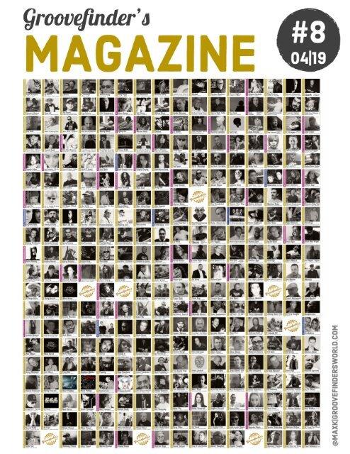 Groovefinders Magazine 8