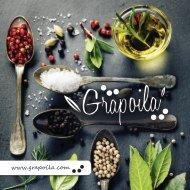 Grapoila Product Catalogue 2019 English