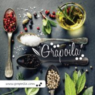 Grapoila Product Catalogue 2019 English