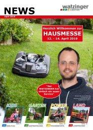 Hauszeitung April 2019