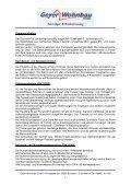BAUBESCHREIBUNG - Geyer Wohnbau GmbH - Seite 2