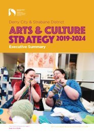 Arts and Culture Strategy 2019-2024 Summary Document