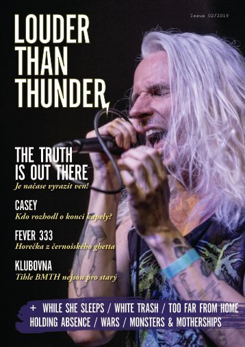 LOUDER THAN THUNDER 2
