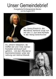 Gemeindebrief Juni bis August 2012 herunterladen (PDF-Datei - Ev ...