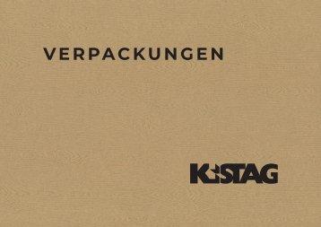 Broschüre Verpackungen