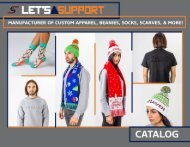 LETS SUPPORT CATALOGUE