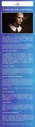 Technology and Human Rights | Asianet Broadband
