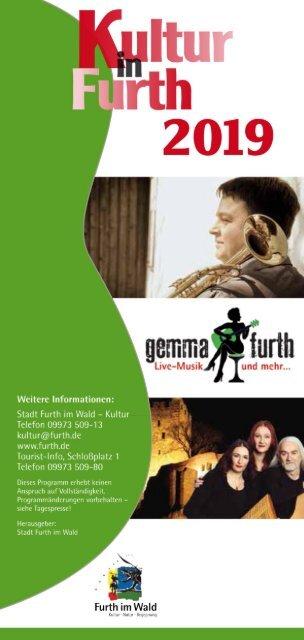 Kultur in Furth 2019