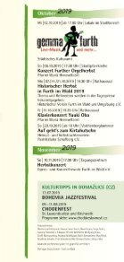 Kultur in Furth 2019 - Page 7