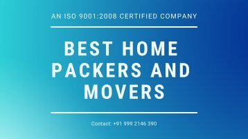 Packers and Movers Viman Nagar