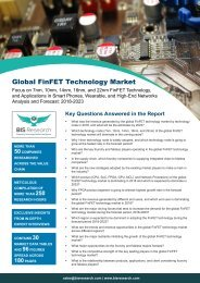 FinFET Technology Market Forecast