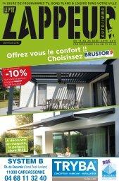 Le P'tit Zappeur - Carcassonne #417