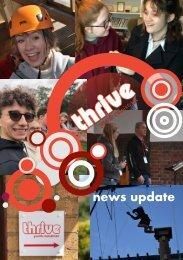 Thrive's News update 2019