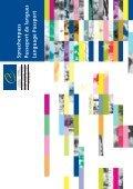 DAS Europäische Sprachen Portfolio für junge Erwachsene  - Page 5