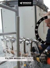 Filter Media and Tools Catalogue