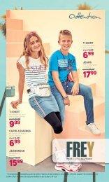 FREY Mode - Kinder Attention Prospekt April 2019