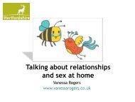 Parental Sex Education Workshop Presentation