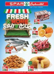 SPAR flyer from 3 to 9 Apr2019