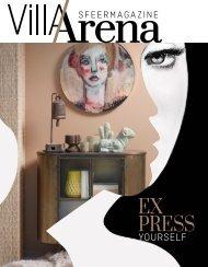 Express Yourself VA magazine Lente 2019