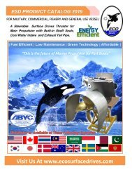 Eco Surface Drives Product Catalog 2019 (March 2019 edition)