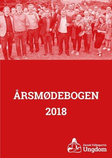 Årsmødebogen 2018