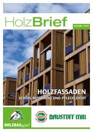Holzbrief 1/2019