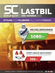 SC Styling Lastbilsblad 2019