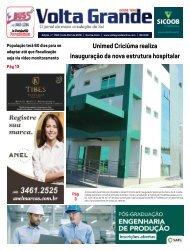 Jornal Volta Grande | Edição 1160 Forq/Veneza