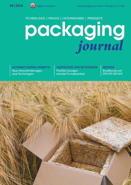 Packaging Journal 82018