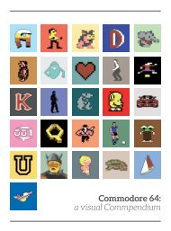 Commodore 64: a visual Commpendium (Sample)